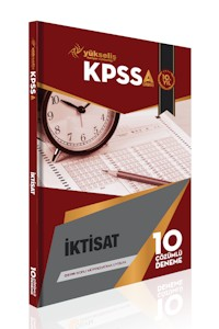 Yükseliş Kariyer KPSS A Grubu İktisat 10 Çözümlü Deneme
