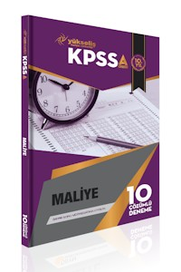 Yükseliş Kariyer KPSS A Grubu Maliye 10 Çözümlü Deneme