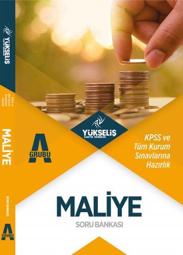 Yükseliş Kariyer KPSS A Grubu Maliye Soru Bankası