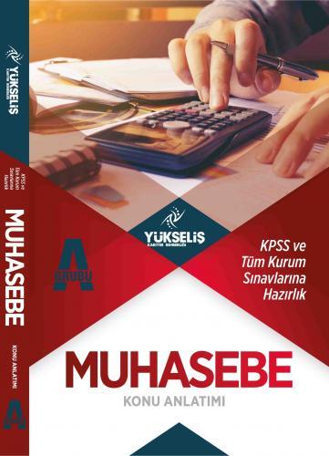 Yükseliş Kariyer KPSS A Grubu Muhasebe Konu Anlatımı