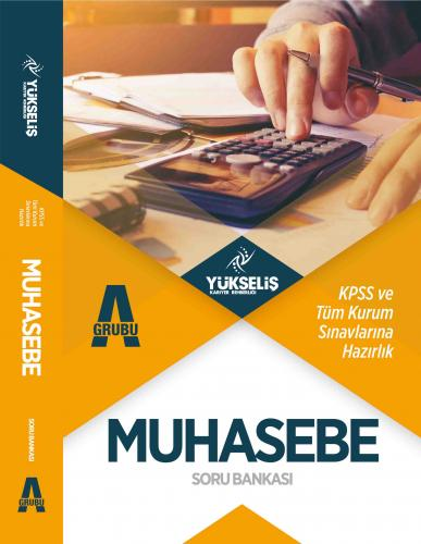 Yükseliş Kariyer KPSS A Grubu Muhasebe Soru Bankası