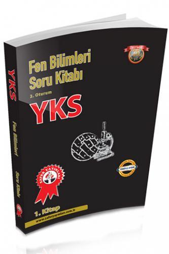 Zafer YKS 2. Oturum Fen Bilimleri Soru Kitabı 1.Kitap
