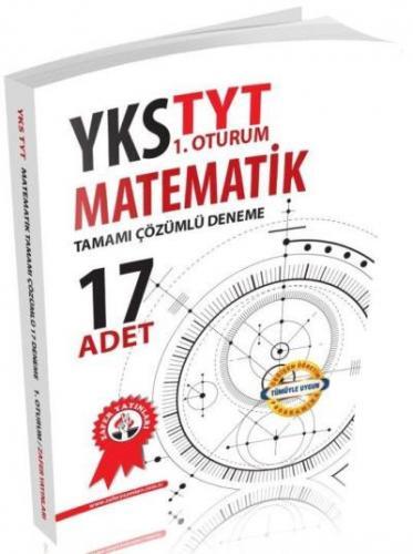 Zafer YKS TYT Matematik Tamamı Çözümlü 17'li Deneme 1. Oturum
