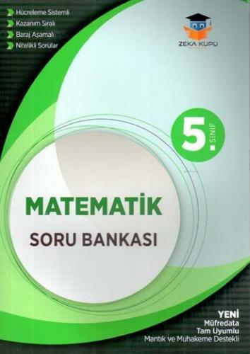 Zeka Küpü 5. Sınıf Matematik Soru Bankası