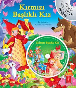 DVD'li Kitaplar: Kırmızı Başlıklı Kız