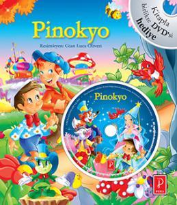 DVD'li Kitaplar-Pinokyo