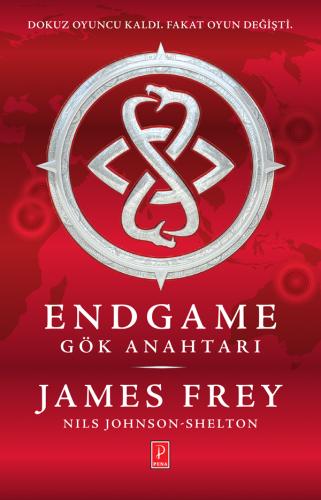 Endgame: Gök Anahtarı %25 indirimli James Frey - Nils Johnson Shelton