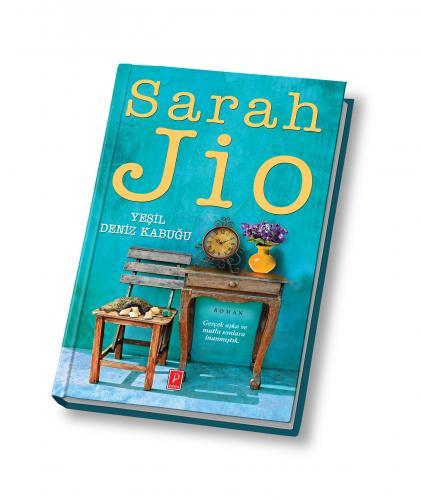 Yeşil Deniz Kabuğu Sarah Jio