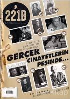 221B İki Aylık Polisiye Dergi Sayı: 19 Mart - Nisan 2019