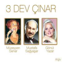 Üç Dev Çınar (3 CD)
