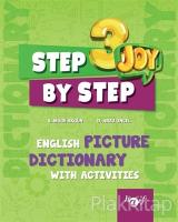 3. Sınıf Step By Step Joy English Picture Dictionary 2019