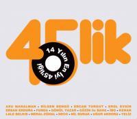 45'lik: 14 Yılın En İyi 45'liği (CD)