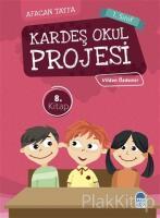 Afacan Tayfa 1. Sınıf Okuma Kitabı - Kardeş Okul Projesi