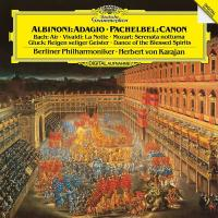 Albinoni: Adagio / Pachelbel: Canon (Plak)