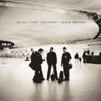 All That You Can't Leave Behind (Plak)