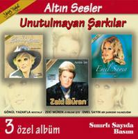 Altın Sesler  Unutulmayan Şarkılar (CD)