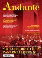 Andante Müzik Dergisi Sayı: 103 Yıl: 12 Mayıs 2015