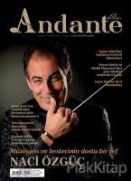 Andante Müzik Dergisi Sayı: 109 Yıl: 13 Kasım 2015