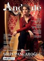 Andante Müzik Dergisi Sayı: 110 Yıl: 13 Aralık 2015
