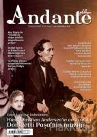 Andante Müzik Dergisi Sayı: 111 Yıl: 13 Ocak 2016