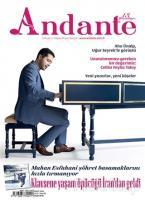 Andante Müzik Dergisi Sayı: 113 Yıl: 13 Mart 2016