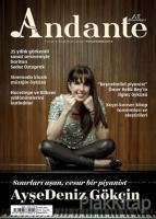 Andante Müzik Dergisi Sayı: 114 Yıl: 13 Nisan 2016