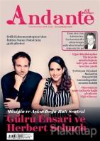 Andante Müzik Dergisi Sayı: 115 Yıl: 13 Mayıs 2016