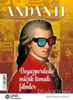 Andante Müzik Dergisi Sayı: 126 Yıl: 14 Nisan 2017