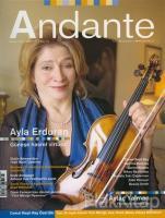 Andante Müzik Dergisi Sayı: 13 Kasım-Aralık 2004
