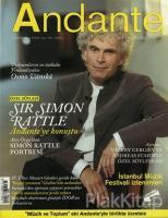 Andante Müzik Dergisi Sayı: 17 (15 Temmuz-15 Eylül) 2005