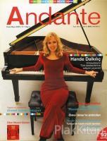 Andante Müzik Dergisi Sayı: 4 Nisan-Mayıs 2003