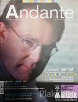 Andante Müzik Dergisi Sayı: 5 Haziran-Temmuz 2003
