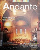 Andante Müzik Dergisi Sayı: 6 Ağustos-Eylül 2003