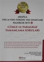 Arapça YDS (e-YDS)-Yökdil Sınavları Hazırlık Seti 4