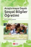 Araştırmaya Dayalı Sosyal Bilgiler Öğretimi