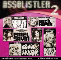 Assolistler 2 (CD)