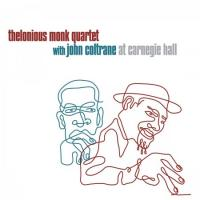 Thelonious Monk Quartet With John Coltrane ‎At Carnegie Hall (2 Plak)