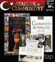 Atatürk ve Cumhuriyet Seti (3 Kitap)