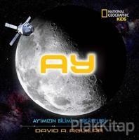 Ay - Ay'ımızın Bilimi ve Hikayeleri (Ciltli)