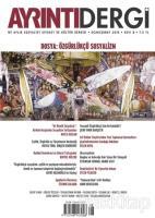 Ayrıntı Dergisi Sayı: 8 Ocak-Şubat 2015