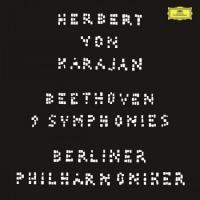 Beethoven: 9 Symphonies Karajan (8 Plak)