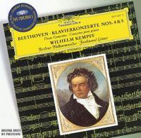 Beethoven: Piano Concertos No. 4 & 5 (CD)