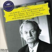 Beethoven: Piano Sonatas (CD)