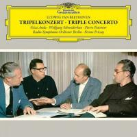 Beethoven: Triple Concerto (Plak)