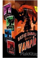 Beyaz Kanatlı Vampir Seti - 1 (4 Kitap Takım)