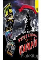 Beyaz Kanatlı Vampir Seti - 2 (4 Kitap Takım)