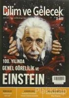 Bilim ve Gelecek Dergisi Sayı : 140 Ekim 2015