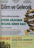 Bilim ve Gelecek Dergisi Sayı : 165 Kasım 2017