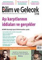 Bilim ve Gelecek Dergisi Sayı: 172 Haziran 2018