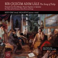 Bir Çiçeğim Adım Lale / The Song Of Tulip (CD)